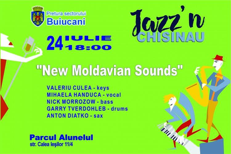 Concert Jazz'n Chișinău