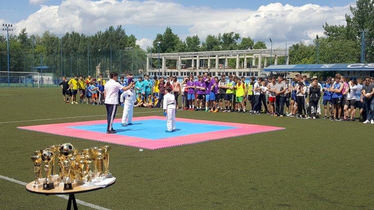 Centrele Sportive educaționale din sectorul Buiucani