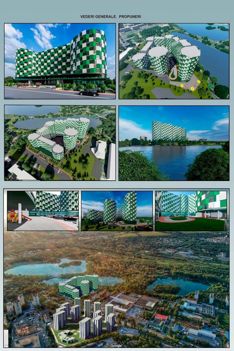 Consultări publice a proiectului pentru elaborarea Planul...